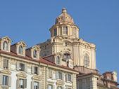 Kirche von san lorenzo, turin — Stockfoto