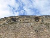 Schotse vlag — Stockfoto