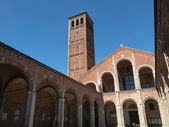 Église de Sant ambrogio, milan — Photo