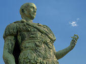 Roman statue — Stock Photo