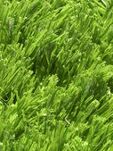 Artificial meadow — Stock Photo