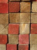 Cuadro madera — Foto de Stock