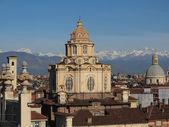 San lorenzo kerk, turijn — Stockfoto