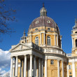 Basilica di Superga, Turin - Stock Photo