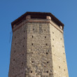Torre Ottagonale Chivasso - Stock Photo