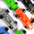 F1 Formula One racing car — Stock Photo #7328143