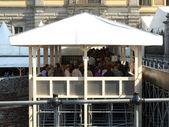 Holy Shroud of Turin — Stock Photo