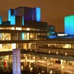National Theatre London — Stock Photo #7353264