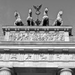 Brandenburger Tor, Berlin — Stock Photo #7361313