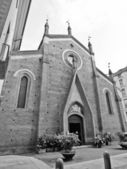 San Domenico Church, Turin — Foto Stock