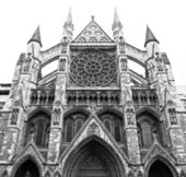 Westminster Abbey — Foto de Stock