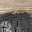 Burned wood — Stock Photo #7396730