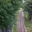 Railway picture - Stockfoto