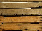 木製の箱 — ストック写真