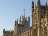 Houses of Parliament London — Stock Photo