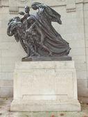 Belgium monument in London — Stock Photo