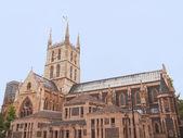 サザーク大聖堂、ロンドン — ストック写真