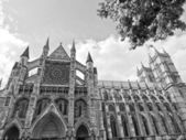 Westminster Abbey — 图库照片
