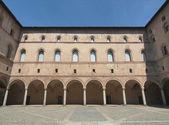 Castello sforzesco, Milano — Foto Stock