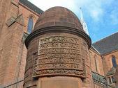 Barony Parish Glasgow — Stock Photo