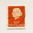 Netherlands stamp — Stock Photo #7429159