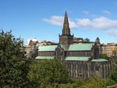 Glasgow cathedral — 图库照片