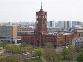Rotes Rathaus, Berlin — Stock Photo