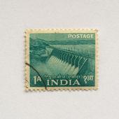 Indiska stämpel — Stockfoto