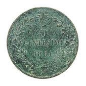 Italian coin — Stock Photo