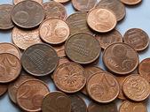 Euromince — Stock fotografie