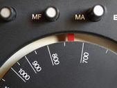 Viejo soy sintonizador de radio — Foto de Stock