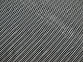 Nerezové mřížky mřížky — Stock fotografie