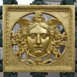 Golden Mask — Stock Photo #7483584