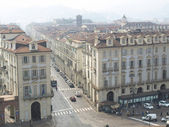 Piazza Castello, Turin — Stock Photo
