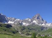 Alp dağları — Stok fotoğraf