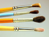Painting tools — Stock Photo