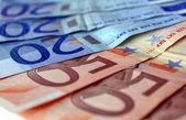 Euros picture — Stock Photo