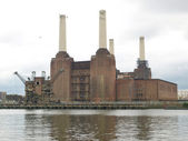 Battersea Powerstation, London — Zdjęcie stockowe