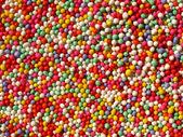 Coloured sugar — Stock Photo