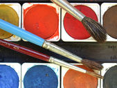 Painting tools — Foto de Stock