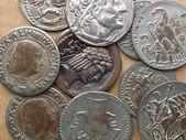Moneda romana — Foto de Stock