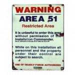Warning sign — Stock Photo #7506553