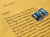 ウィリアム ・ シェイクスピアー 『 ハムレット 』 — ストック写真