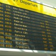 Timetable — Stock Photo #7520066