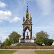 Albert Memorial, London — Stock Photo