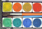 Painting tools — Stockfoto