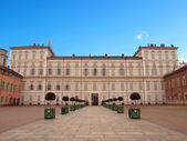 Palazzo reale, turín — Foto de Stock