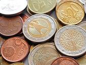 Фотография евро — Стоковое фото