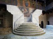 Medieval castle, Turin — Stock Photo