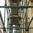 Scaffold — Stock Photo